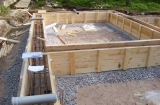 Виды фундаментов под деревянный дом