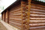 Строительство бревенчатых домов вручную