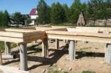 Строительство свайного фундамента