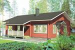 Финский дом ФЛ 107