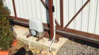 Автоматический привод для откатных ворот