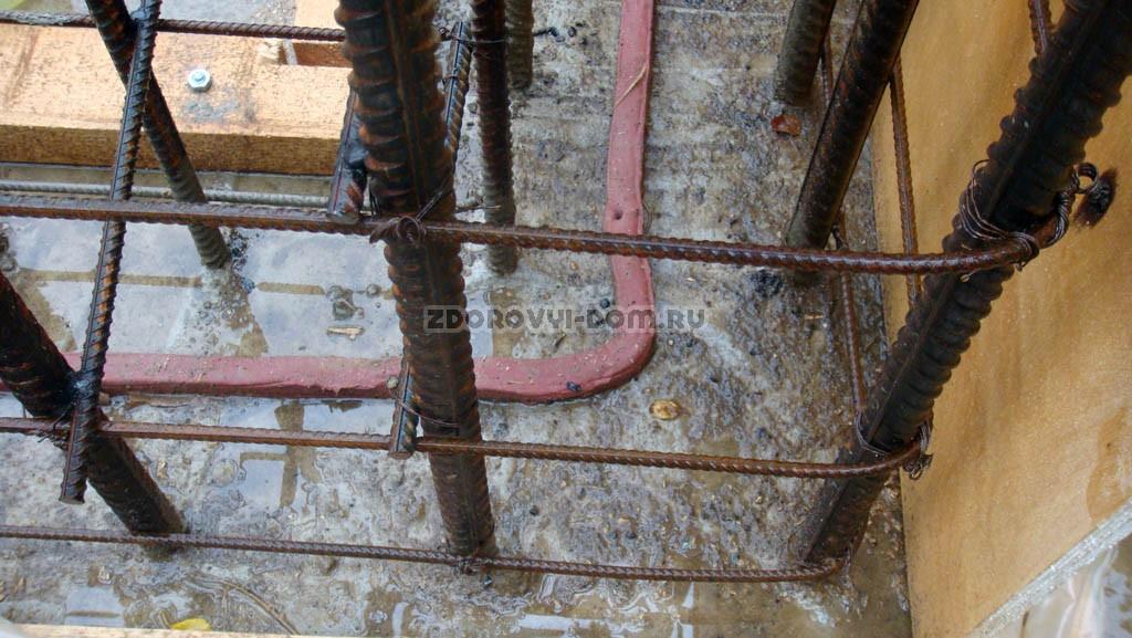Трубы бане гидроизоляция на