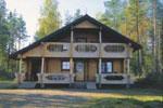 Дачный домик Honkala