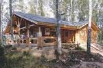 Дачный домик Karinhovi