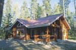 Дачный домик Koskela