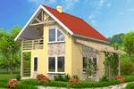 Бавария 99, каркасно-панельный дом
